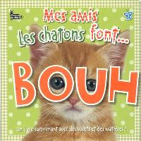 Mes amis chatons font bouh !