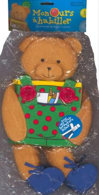 Mon ours à habiller
