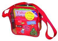 Mon petit sac T'choupi : un album et une boîte de jeu