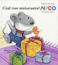 Nico. Volume 2005, C'est mon anniversaire !