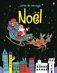 Noël : livres de coloriages