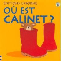 Où est Calinet ?