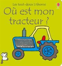 Où est mon tracteur ?