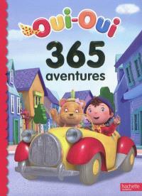 Oui-Oui : 365 aventures