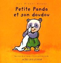 P'tite panda et son doudou