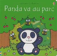 Panda va au parc