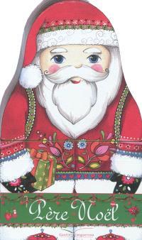 Père Noël : boîte-poupée