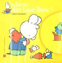 Sacré Petit lapin blanc !