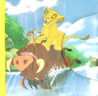 Simba, le roi lion : valimousse