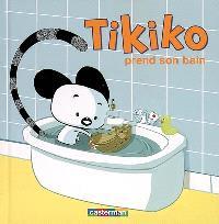Tikiko. Volume 3, Tikiko prend son bain