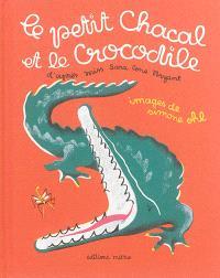 Le petit chacal et le crocodile