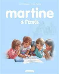 Martine à l'école
