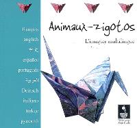 Animaux-zigotos : l'imagier multilingue