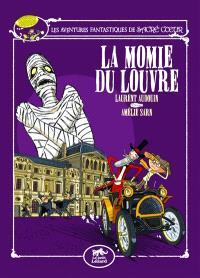Les aventures fantastiques de Sacré Coeur, La momie du Louvre