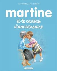 Martine et le cadeau d'anniversaire