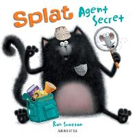Splat le chat, Splat agent secret