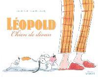 Léopold : chien de divan
