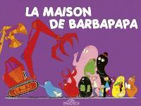 Les aventures de Barbapapa, La maison de Barbapapa