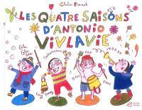 Les quatre saisons d'Antonio Vivlavie