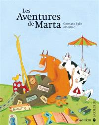 Les aventures de Marta : coffret