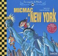 Les enquêtes de Mirette, Micmac à New York