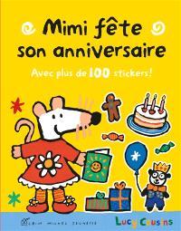Mon amie Mimi, Mimi fête son anniversaire