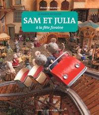 Sam et Julia à la fête foraine