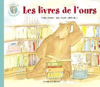 L'ours et l'enquiquineuse, Les livres de l'ours