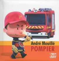 André Mouillé pompier