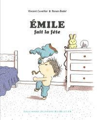 Emile. Volume 3, Emile fait la fête
