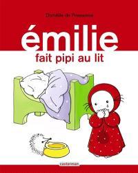 Emilie. Volume 6, Emilie fait pipi au lit !
