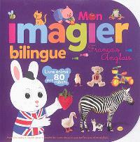 Mon imagier bilingue : français-anglais