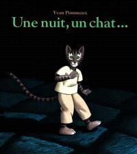 Une nuit, un chat...