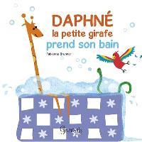 Daphné la petite girafe. Volume 2, Daphné la petite girafe prend son bain