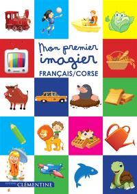 Mon premier imagier français-corse