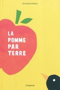 La pomme par terre