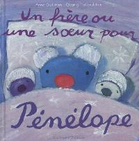 Pénélope tête en l'air. Volume 14, Un frère ou une soeur pour Pénélope