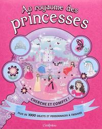 Au royaume des princesses : plus de 1.000 objets et personnages à trouver