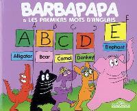 Barbapapa & les premiers mots d'anglais