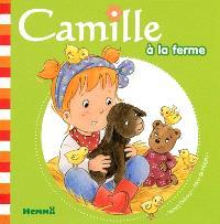 Camille. Volume 40, Camille à la ferme
