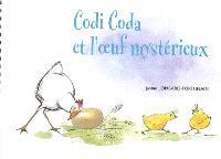 Codi Coda et l'oeuf mystérieux