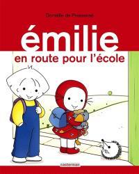 Emilie. Volume 21, Emilie, en route pour l'école