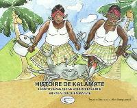 Histoire de Kalamaté : le petit crabe qui ne voulait pas finir en kalalou ou en matété