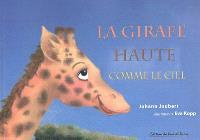 La girafe haute comme le ciel