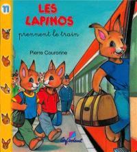Les Lapinos prennent le train