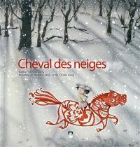 Cheval des neiges