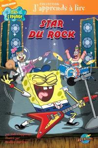 Bob l'éponge, Star du rock