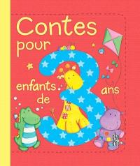 Contes pour enfants de 3 ans