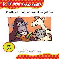 Gorille et Lama préparent un gâteau