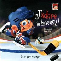 Léo, J'adore le hockey!